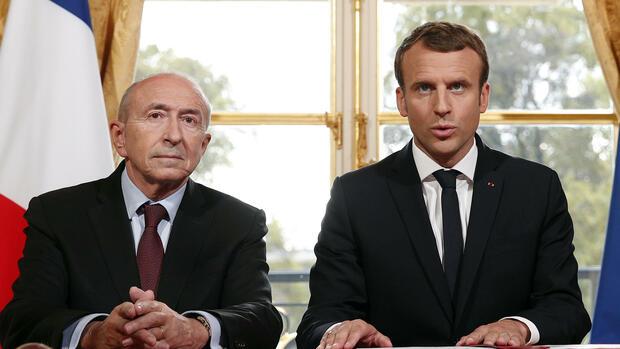 Ausnahmezustand in Frankreich läuft aus: Macron unterzeichnet verschärftes Sicherheitsgesetz