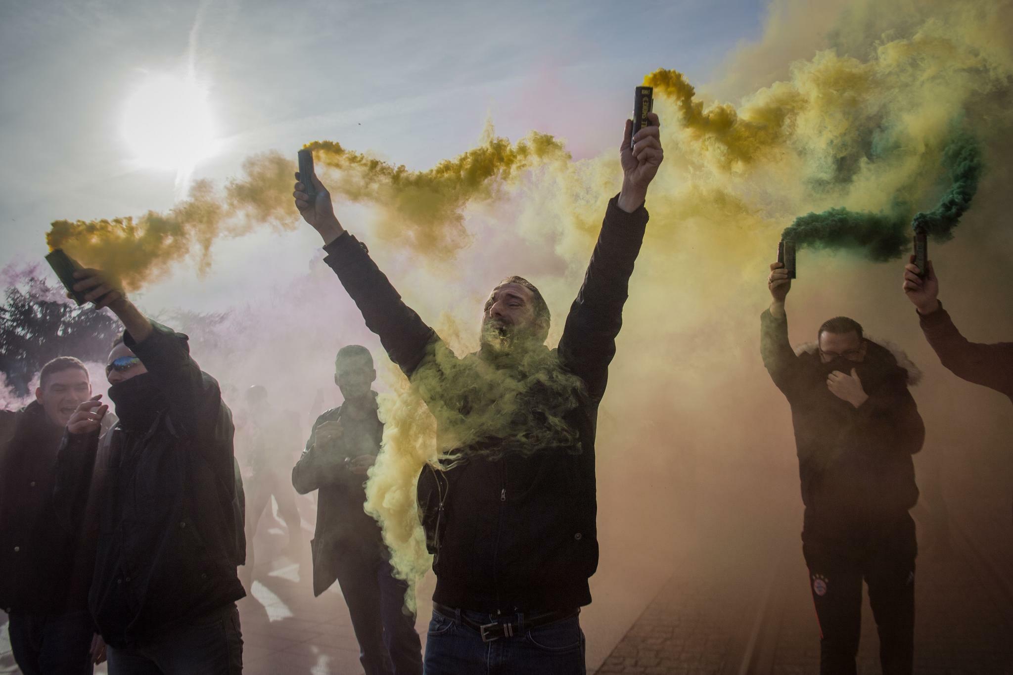 Frankreichs Streik endet mit Verbitterung und Gewalt