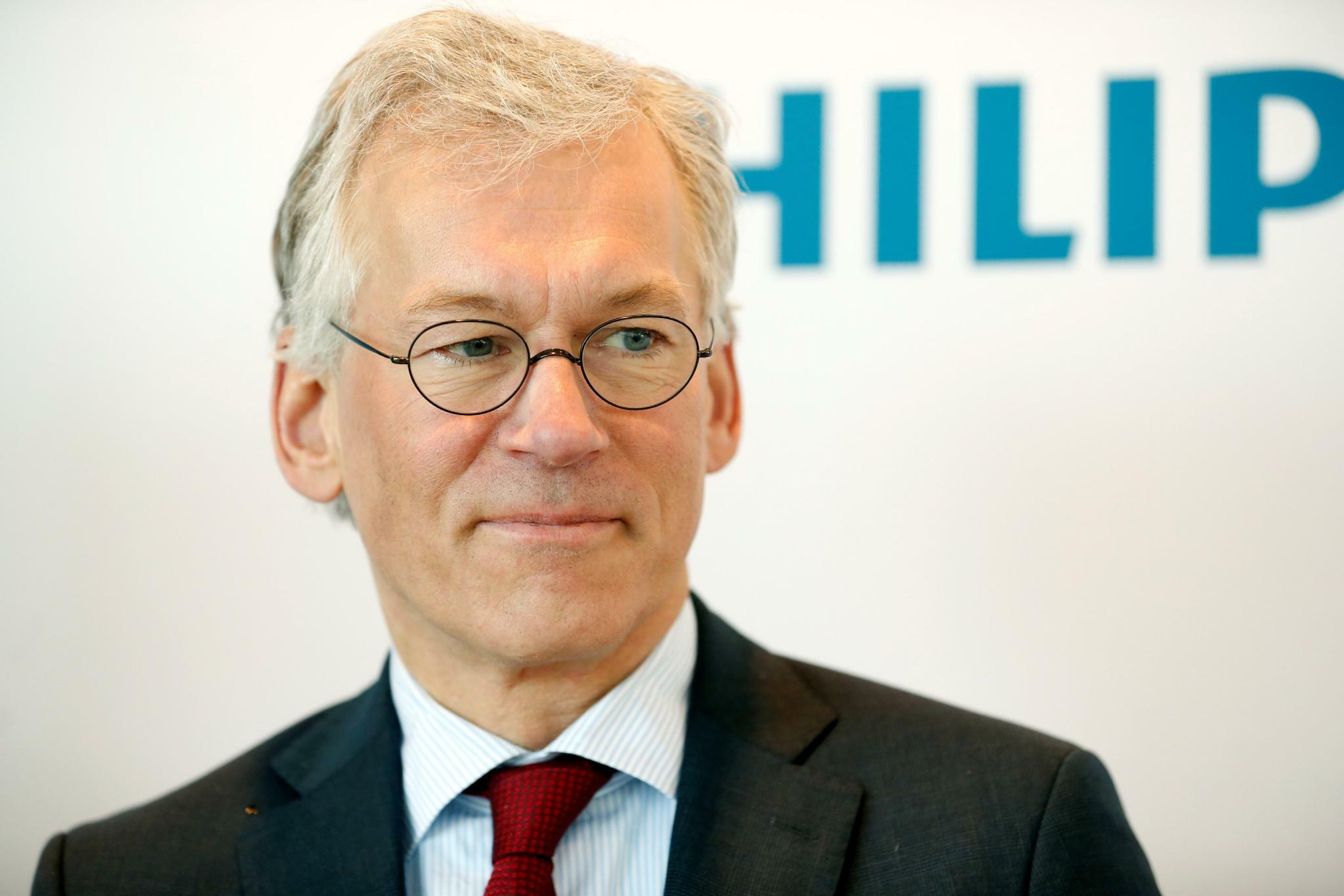 """Philips: """"Google-Modell wird's im Gesundheitsbereich nicht geben"""""""