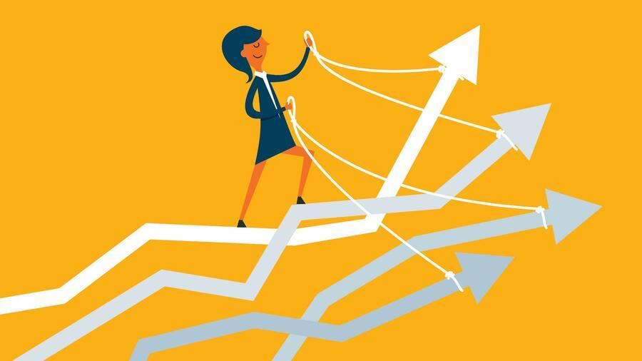 Führungsebene: Laut einer aktuellen Analyse hat rund die Hälfte der Dax- und MDax-Unternehmen noch immer keine Frau im Vorstand. Quelle: Getty Images