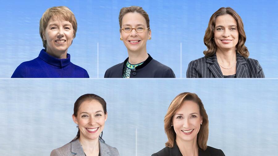 Frauen gewinnen an Macht: Männer-Dominanz in Dax-Aufsichtsräten ist gebrochen