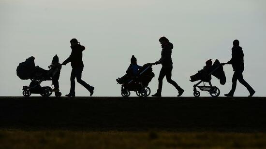 OECD: Mütter in Deutschland weniger berufstätig als anderswo