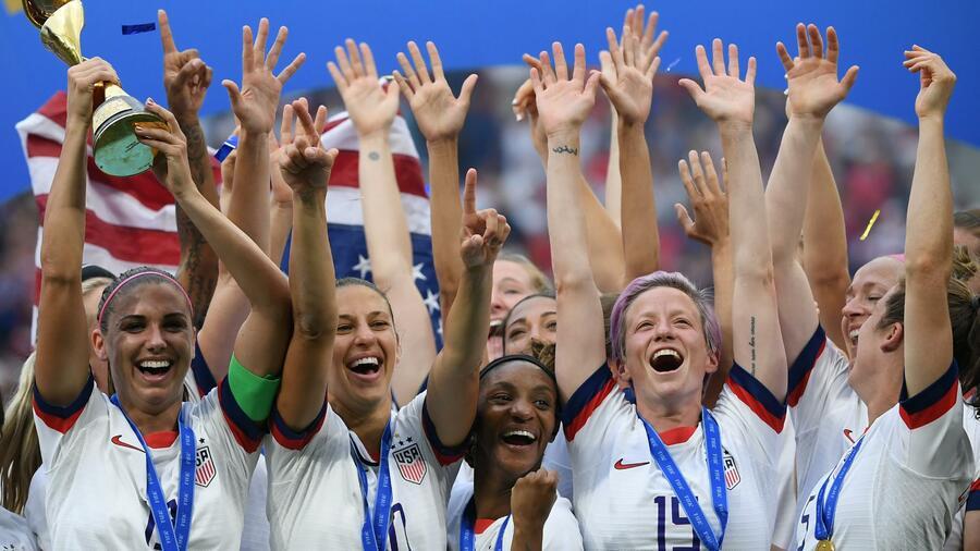 Wm Sieg Der Us Fussballerinnen Bereitet Nike Gutes Geschaft