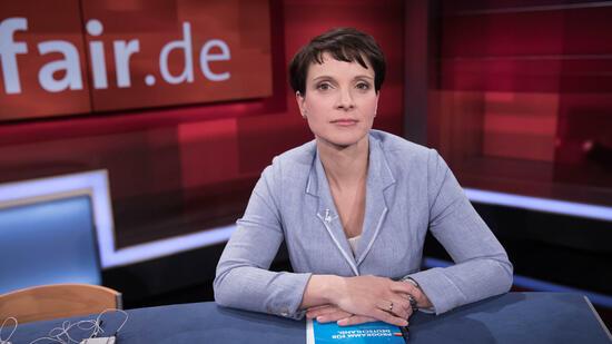 AfD will sich in deutsche Talkshows