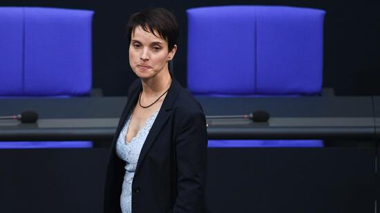 Medienbericht: Ex-AfD-Chefin Petry steht wegen Drohungen unter Personenschutz