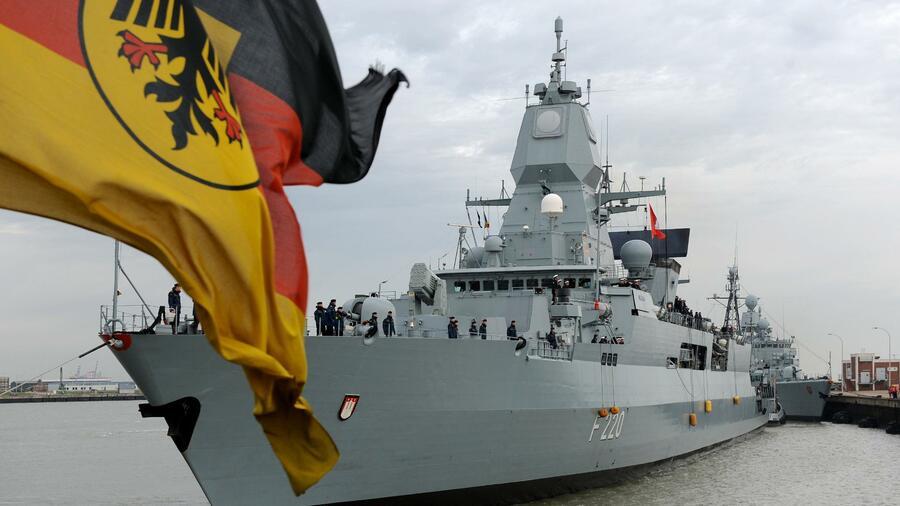 Die Bundeswehr soll helfen, Chinas Expansionsdrang zu bändigen
