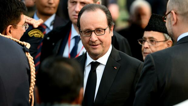 Francois Hollande Quelle: AFP