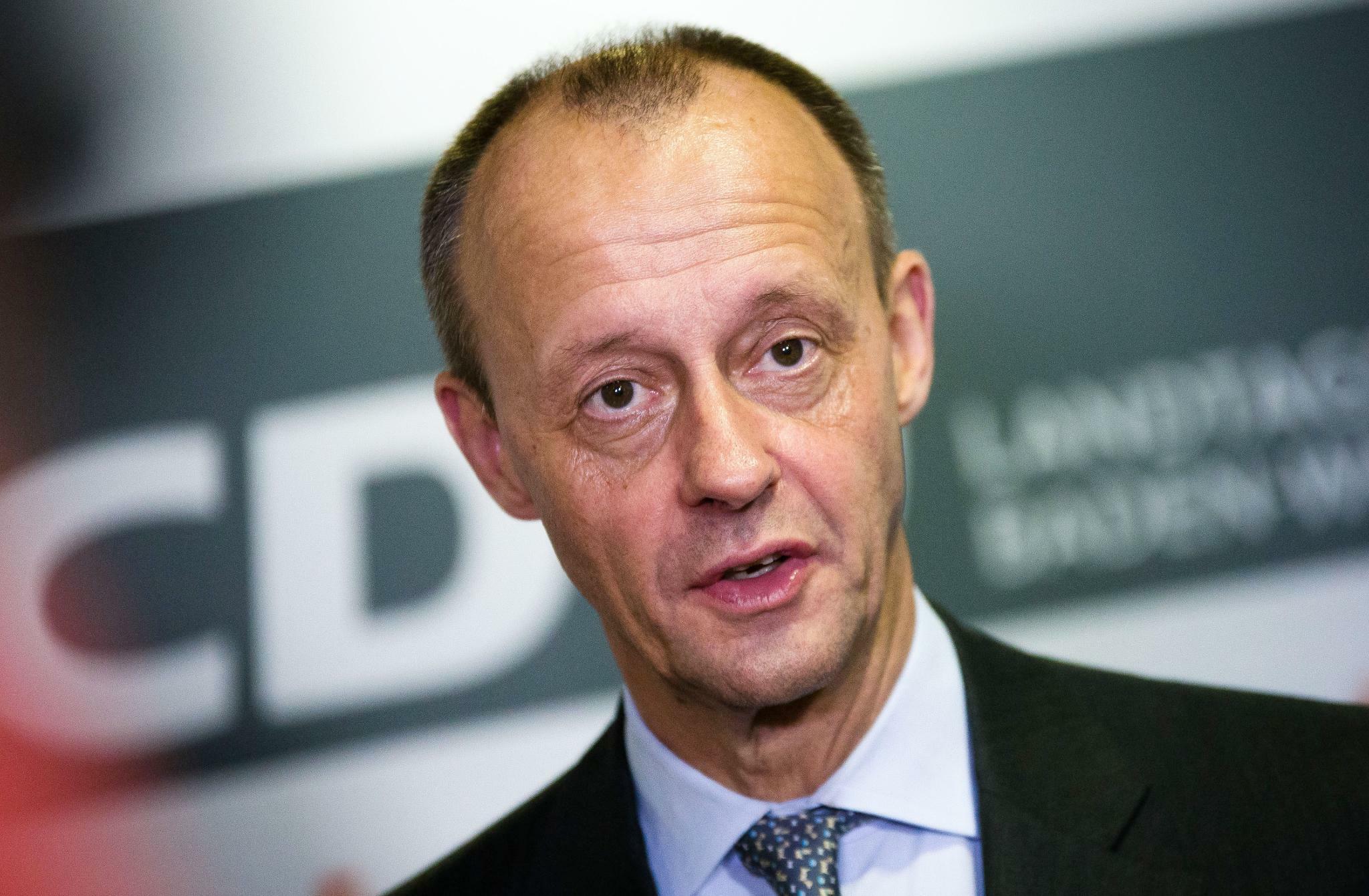 Friedrich Merz kritisiert Angela Merkels Klimapolitik