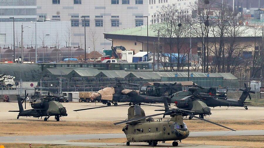 USA und Südkorea beginnen Militärübungen mit über 300.000 Soldaten