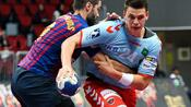 Handball: Barcelona zu stark: Füchse verlieren Finale im Super Globe