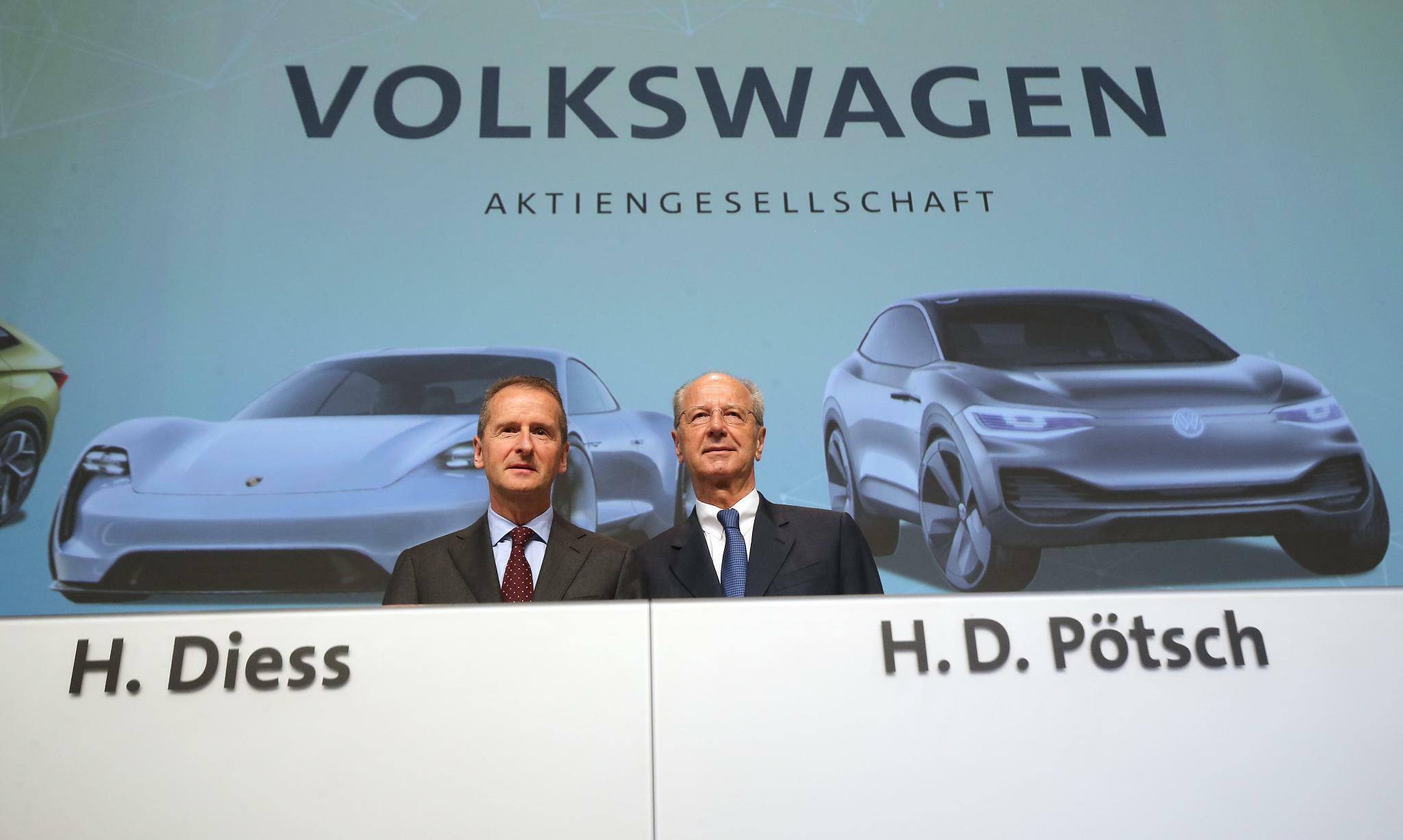 Ermittlungen: Volkswagen rüstet sich für den Ernstfall