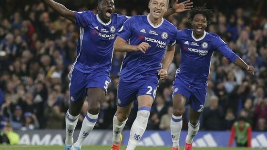 Chelsea lässt sich bei 4:3 gegen Watford feiern