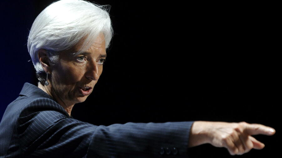 Christine Lagarde, Direktorin des Internationalen Währungsfonds (IWF). Quelle: dapd
