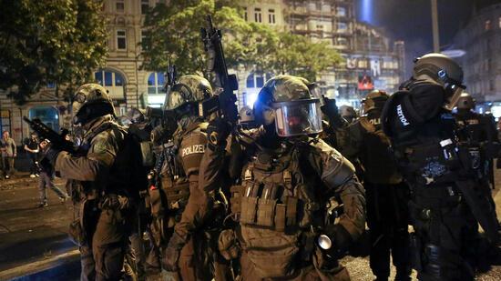 Interne Ermittlungen gegen 95 Polizisten