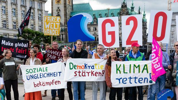 Globale Erwärmung: Experten schlagen Alarm: Corona-Konjunkturpakete in G20-Ländern bremsen Klimaschutz
