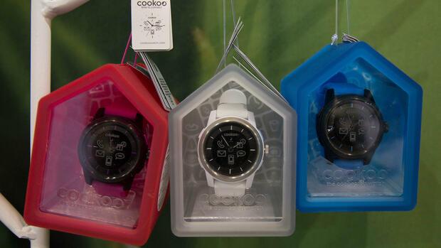 smartwatch trend der akku ist nach ein paar stunden leer. Black Bedroom Furniture Sets. Home Design Ideas