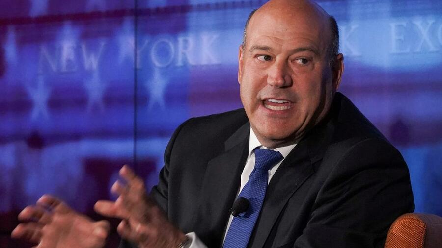 Ex-Goldman-Präsident und Trump-Berater Gary Cohn heuert bei Blockchain Start-up an