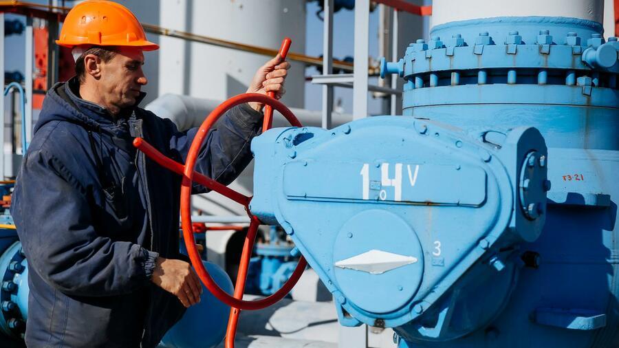 Gazprom muss Milliarden Strafe an Ukraine zahlen Quelle dpa