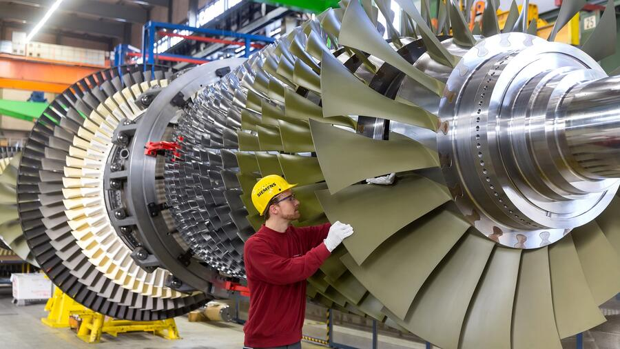 Gas Turbines: Siemens' Power Troubles