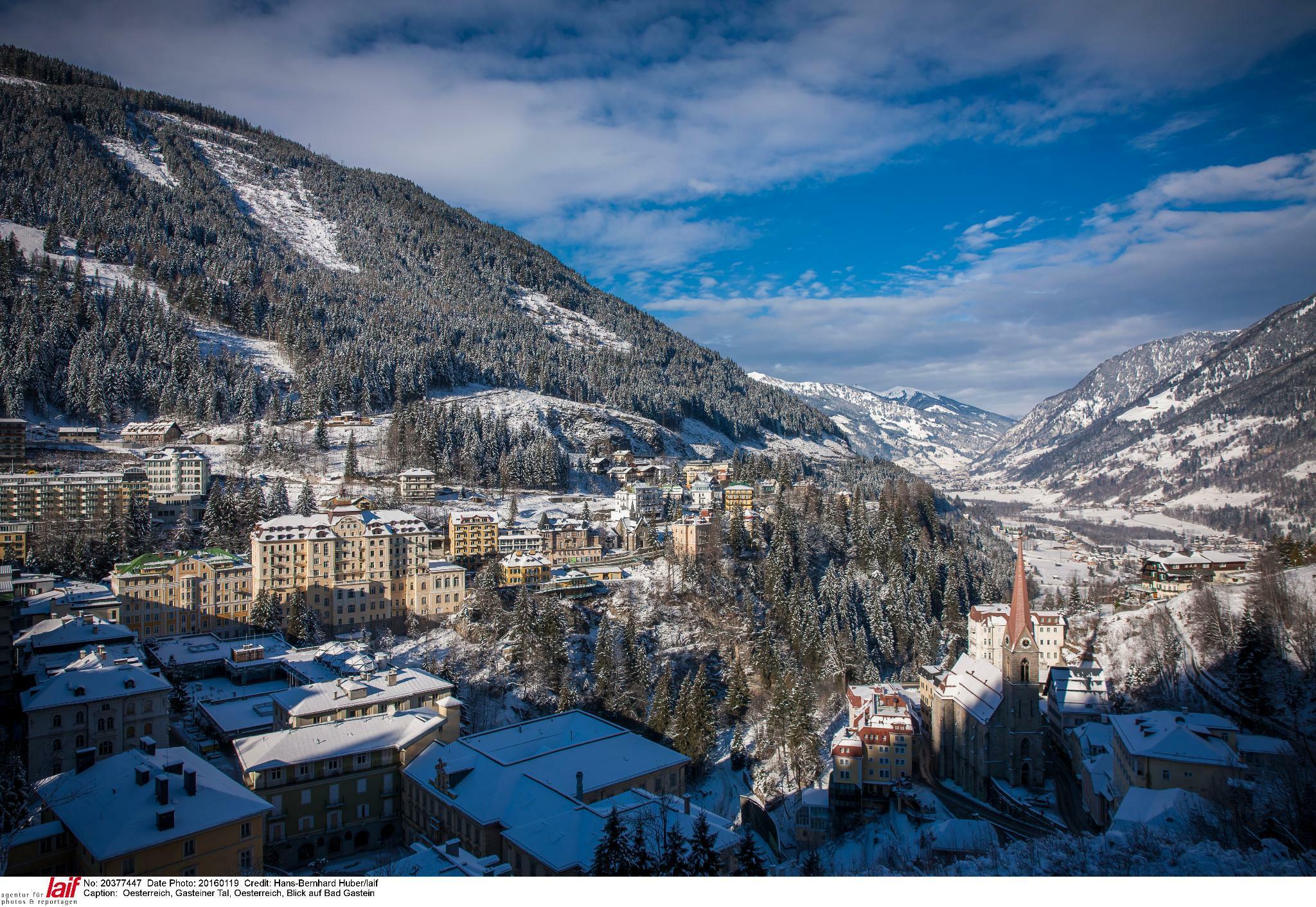 Wie Bad Gastein seinen Glamour zurückgewinnen will