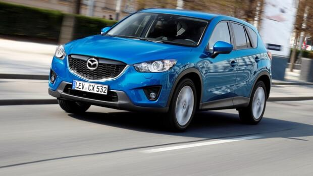 mazda cx 5 im gebrauchtwagen check bislang keine. Black Bedroom Furniture Sets. Home Design Ideas