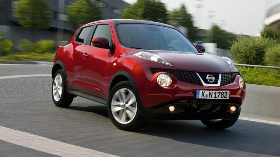 gebrauchtwagen check nissan juke charaktertyp mit. Black Bedroom Furniture Sets. Home Design Ideas