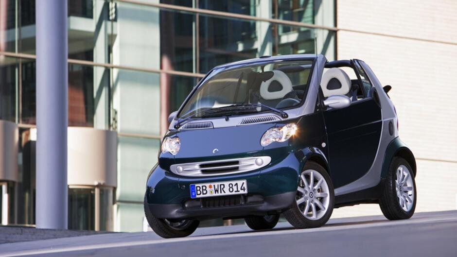 Gebrauchtwagen-Check: Smart Fortwo: Ein Klassiker von morgen?