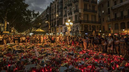 Mutmaßliche Terrorzelle in Spanien plante Anschläge auf Sehenswürdigkeiten