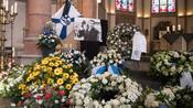 Fußball: Bewegende Gedenkfeier: Schalke nimmt Abschied von Assauer