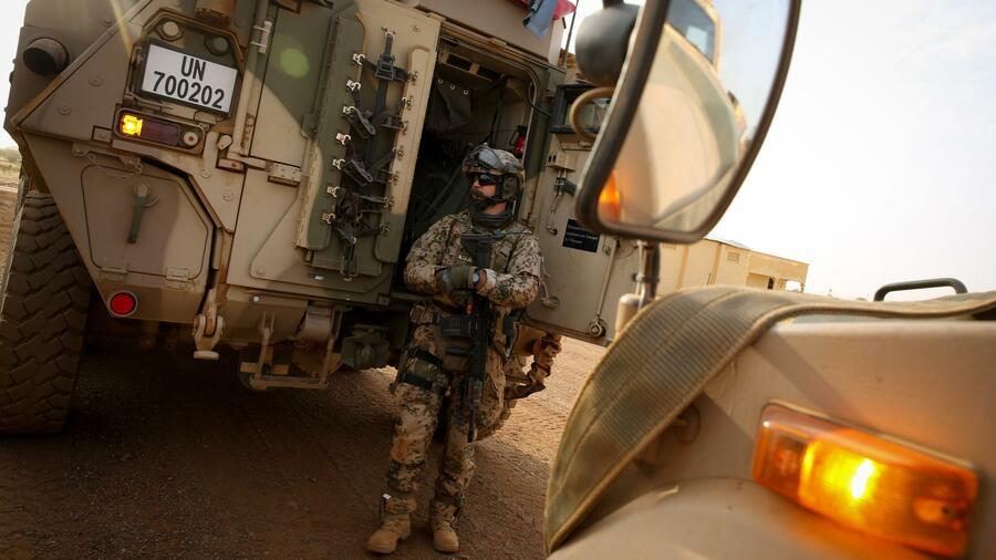 Islamisten-Kidnapping: Bewaffnete auf Motorrädern entführen Deutschen im Niger