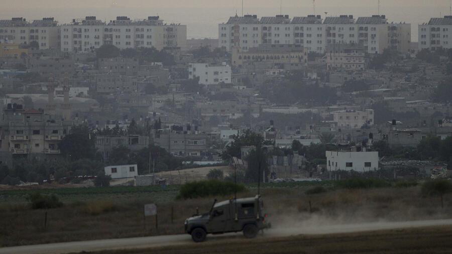 Gazastreifen und der Westbank Standort und Geschichte
