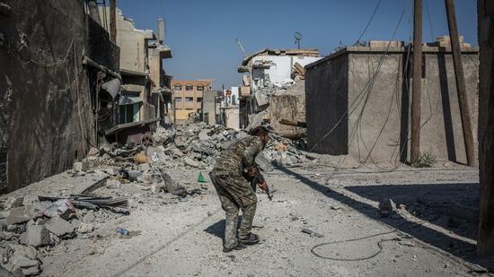 Anti-IS-Koalition tötet mehr als 40 Zivilisten