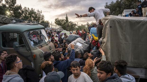 """Flucht nach Europa: Griechenland droht eine neue Krise – """"Alle wollen nach Deutschland"""""""