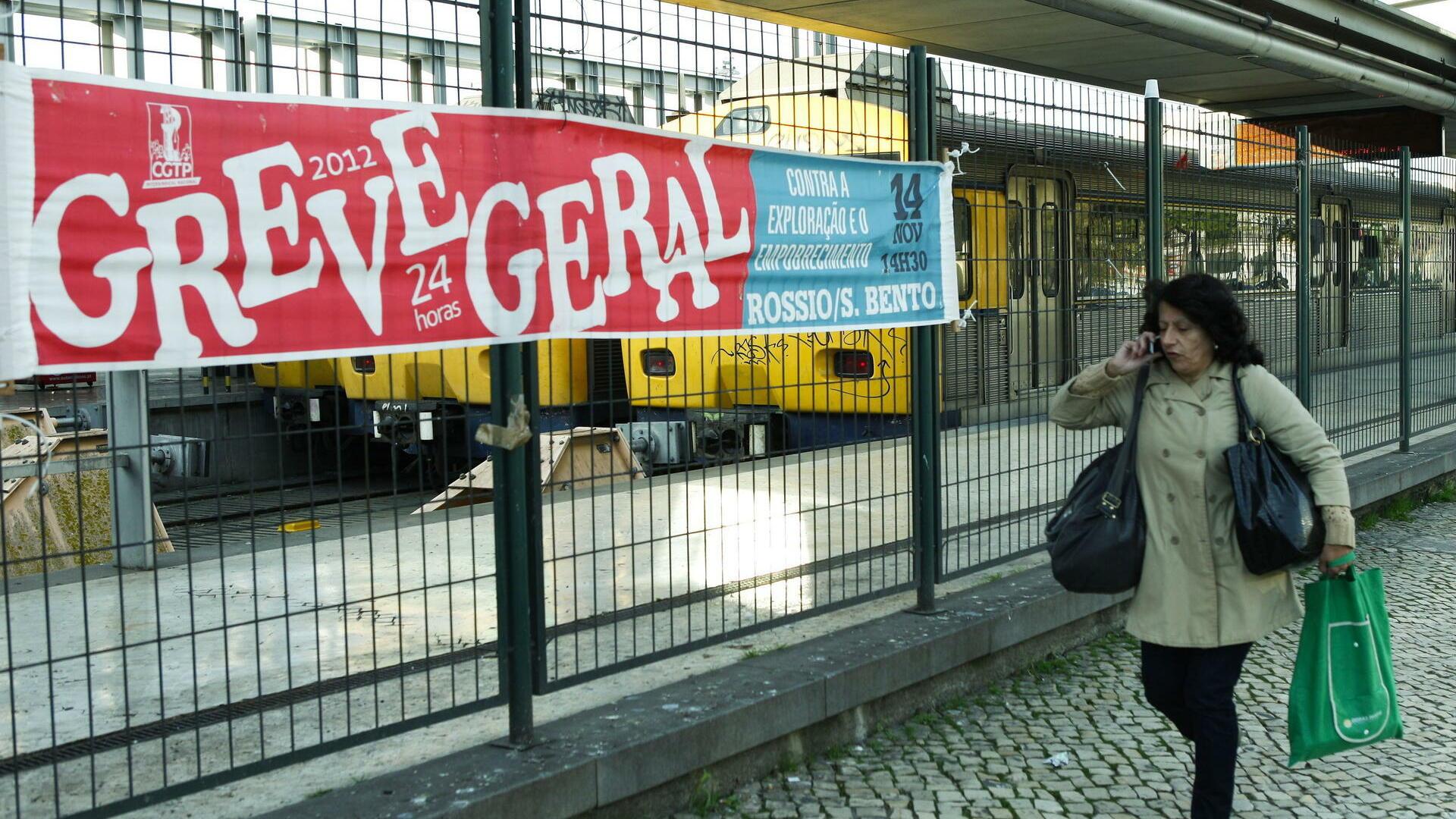 Stillstand in Spanien und Portugal: Südeuropa streikt gegen die Sparpolitik