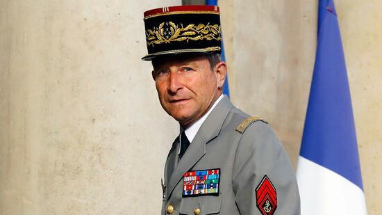 Frankreichs Armeechef tritt im Streit mit Macron zurück