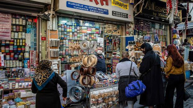 Corona News: Das türkische Wirtschaftswunder – Gründe und Risiken - Handelsblatt