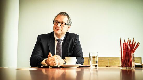Sparkassen-Chef Fahrenschon: Vorwurf der Steuerhinterziehung