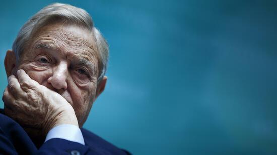 Milliardär Soros überlässt Großteil seines Vermögens seiner Stiftung