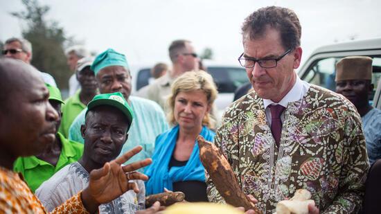 Äthiopien: Deutschland stockt Hilfe für Hungernde in Ostafrika auf