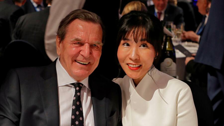 Gerhard Schröder soll geheiratet haben