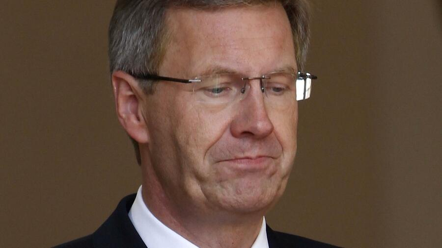 Bundespräsident Christian Wulff in Berlin. Quelle: Reuters