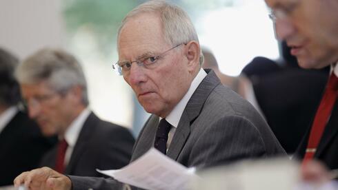 Bundesfinanzminister Wolfgang Schäuble. Quelle: Reuters