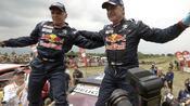 Motorsport: Spanier Sainz gewinnt Rallye Dakar - Von Zitzewitz dritter