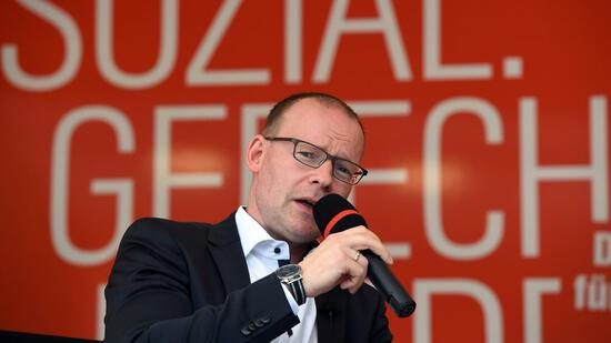 Linken-Geschäftsführer Matthias Höhn tritt zurück