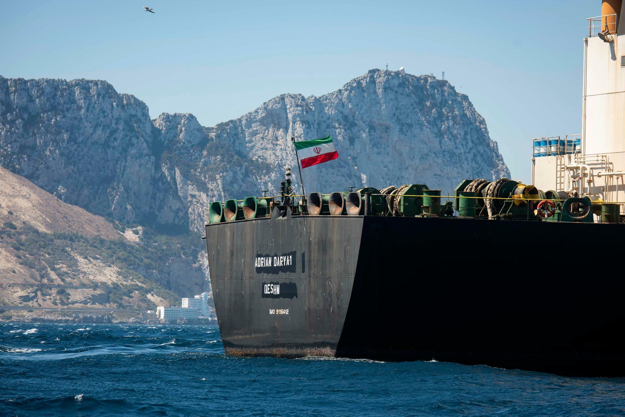 Streit um iranischen Supertanker – USA drohen Häfen am Mittelmeer