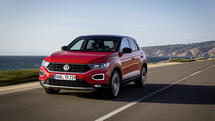 VW T-Roc 2.0 TSI 4Motion: Der Golf der SUV-Klasse