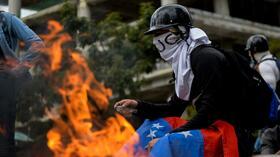 Kommentar zu Venezuela: Auf dem Weg in den Bürgerkrieg