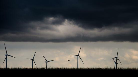 Den Ausbau der Windkraft an Land halten die unterzeichnenden Unionspolitiker für falsch. Quelle: dpa