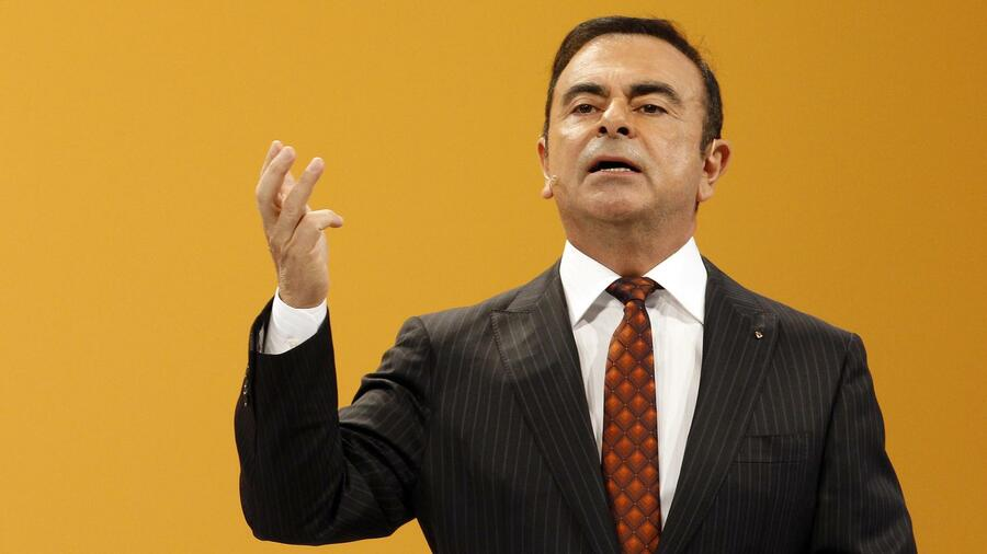 Carlos Ghosn, Chef von Renault-Nissan. Quelle: Reuters