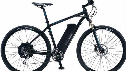 e bike giant bringt elektro fahrrad f r 30 plus. Black Bedroom Furniture Sets. Home Design Ideas